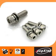 Non-standards Stainless Steel/Brass/Carbon Steel Combination Screws