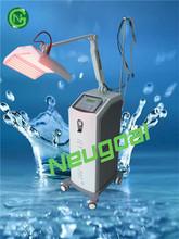 vertical jet peel treatment equipment for wrinkle reduction