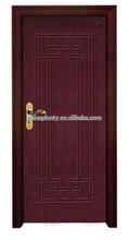 Hotel flat solid wooden composite door picture PLT-W20