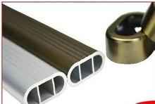 Fabrication de tubes en aluminium coloré/anodisation profil professionnel