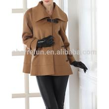 100% кашемир дамы классический пальто