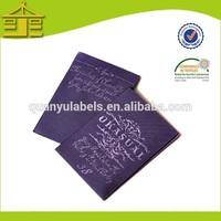 high density damask woven label,laser cut woven tapes for garment/jeans/t shirt design