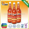 Chino productos salsa de chile kosher