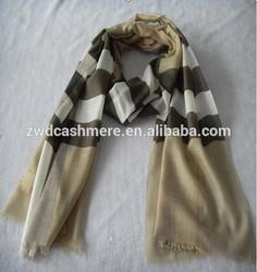 2015 New Fashion Style Winter Wear Wool Shawl
