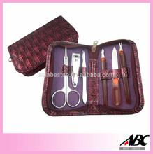 Personal Care Manicure Set Eyebrow Scissor