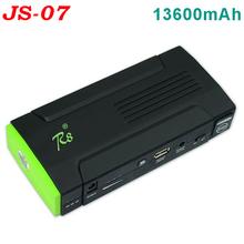 JS-07 Emergency tools 12V 13600mah car power bank Auto jump starter
