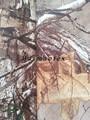 floresta de poliéster tecido oxford impresso 420d