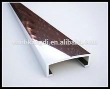 Decorative Aluminum Border Tile Trim