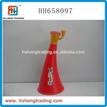 bugle horn plastic vuvuzela horn