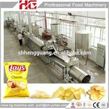Complete Automatic fresh potato chips Production Line