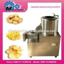 advanced multifunctional automatic potato chip slicer