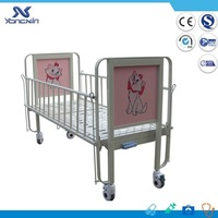 Portable Hospital One Crank Medical Bed for Children Bed YXZ-006B