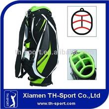 Golf bag wide single strap golf staff bag hot sale
