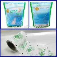 Customized Design Frozen Food Bag/Seafood Plastic Bag/Stand Up Bag