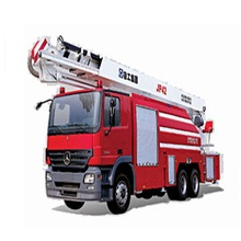 XCMG 6X4 hydraulic water tank fire truck foam pumpJP42 for sale