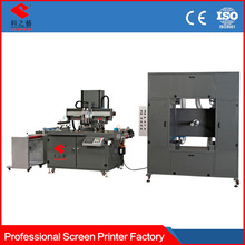 Famous brand Low mistake reel to reel silk screen printing machines