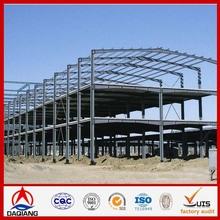 Metal Building Materials light steel structure roof design