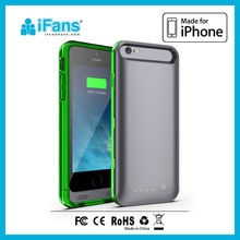 MFi protective battery charger case for iphone 6,for iPhone 6 cover