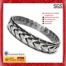 Jewelry Items Online Website titanium bike chian bracelet china wholesale