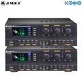 Cheap china mixer amplifier/karaoke system portable tube amplifier