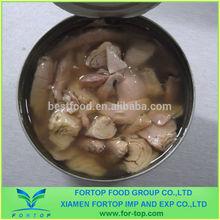 Canned Tuna in Oil