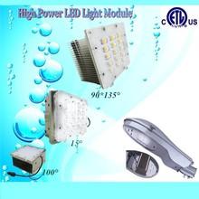 ETL SGS CE Certificate high power module led light fitting/street light retrofit kit