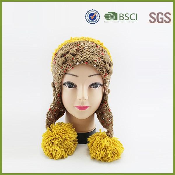 Knitting Pattern For Minion Beanie : Beanie Crochet Girls Yellow Minion Knitted Beanie Hat - Buy Knitted Beanie Ha...