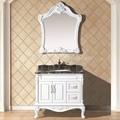 2014 caliente estilo europeo popular gabinete de cuarto de baño espejo