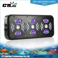day simulation aquarium light led for marine tank
