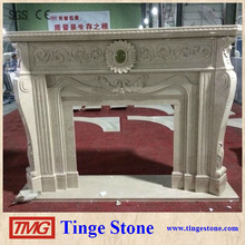 Top Grade Marble Fireplace On Hot Sale