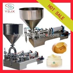 Easy operate tomato sauce filling machine price