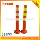 high quality PU warning pole