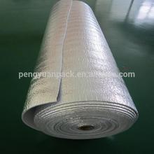 Aluminium foil EPE foam soundproof &waterproof laminate floor underlay