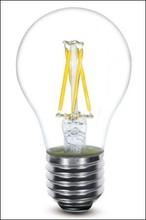 2015 New Product High Brightness A60 4W/6W E27 LED Filament Bulb Light