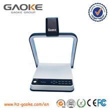 Gaoke new model 3 mega pixel 1080p 720p HDMI HD CE FCC ROHS support OEM ODM visual presenter factory