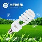 26W spiral energy saving lamp Fluorescent light