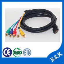 New design audio cable rca to aux in stock