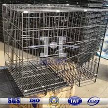 Direct manufacturer powder coated metal dog cage