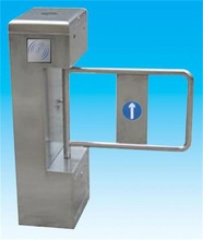 card RFID reader intelligent Access Control Systems & Products supermarket barrier turnstile for sale