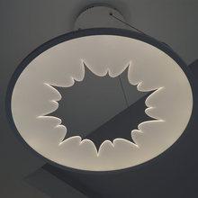 2014การออกแบบใหม่customizeddecorativeไฟแขวนตกแต่งรับประทานอาหาร2014มิตซูบิชิแสงแผงไฟled