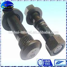 10.9 wheel bolt, High Quality 10.9 wheel hub bolt