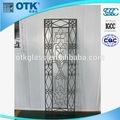 2014 novos venda quente de vidro decorativo blocos