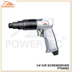 "POWERTEC 1/4"" air screwdriver,pneumatic tools"