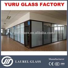 Qingdao best quality double glass windows price