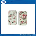 For N7100 Smart Phone Case, Folio Leather Protective Cover For Samsung Galaxy Note 2