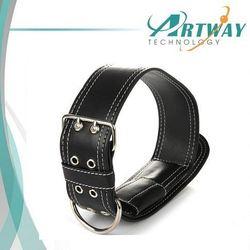 2014 Latest Leather Dog Collar GPS Tracker waterproof gps cat&dog collar gps