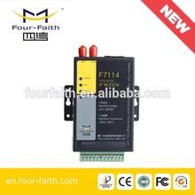 F7114 gsm rtu sms controller GPS Location Transmitter Function data transmission modem