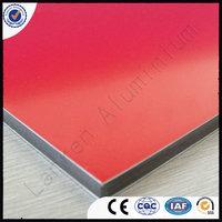 PVDF/PE Aluminium Composite Panels / ACP, Aluminium Composite Materials/ACM For Building Materials