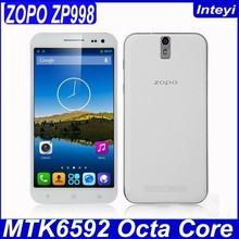 "Original ZOPO ZP998 Octa Core Mobile Phone 5.5"" IPS 1920X1080 2G RAM 16G R0M Android Smart Phone ZP998"