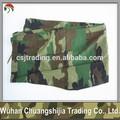 T/c de camuflaje del ejército pantalones